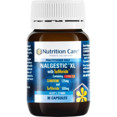 NALGESTIC™ XL with TurMeriide - 30 capsules