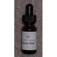 4. Warrior Child Essence (25ml)