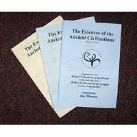 Booklets on the Essences of the Ancient Civilizations®