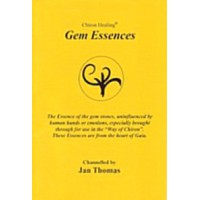 Chiron Healing®  Gem Essence Booklet