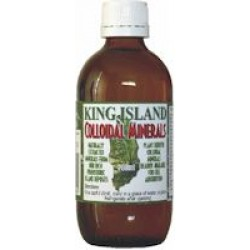 King Island Colloidal Minerals