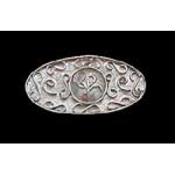 Stirling Silver Protection Pin - solid  (Limited Stock - discontinued)